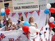 Framlingham gala Princesses