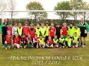 Framlingham under 10s football