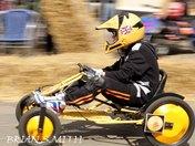 Framlingham gravity carts Sunday