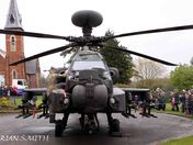 Apache at framlingham college.