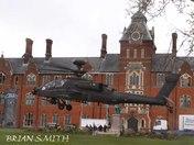 Framlingham College Apache.