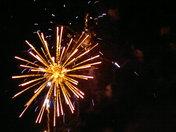 Fireworks Police HQ Martlesham