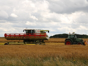 Combine at haughley