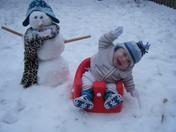 My 1st Snowman