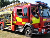 Suffolk Fire Engine