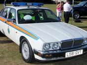 Past times Police Car