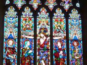East Window of Lavenham Church