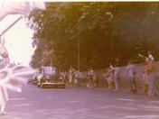 queen's Jubilee around Ipswich 1977