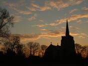 Bramford Church