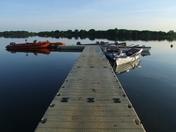Early Morning at Alton Water