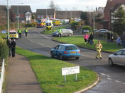 Incident in Kesgrave