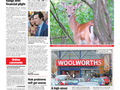 Evening News 20 May - 8 June 2016