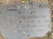 Memory of ANDREW JOHN LEES.