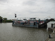 REEDHAM to LODDON FERRY.