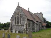 SEDATE LIMPENHOE CHURCH.