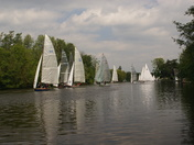 3 Rivers Race, Horning 31st May 2014