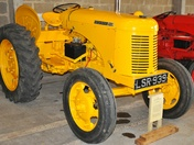 Eastern Countries Vintage Tractor Show - Norfolk Showground