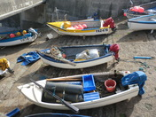 Sheringham Fishing Boats