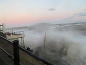 Storm Surge at Sheringham
