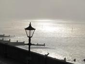 Silver mist at Sheringham