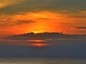 Beautiful Sheringham sunset