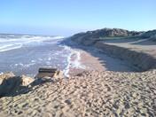 Hemsby Beach Erosion