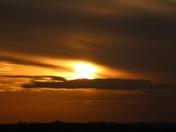 Strumpshaw sunset