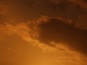Attleborough sundown