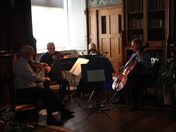 Blickling Christmas Quartet