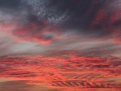 Arminghall sunset