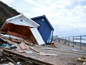 Cromer storm damage