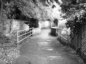 In A Back Street In Fakenham...