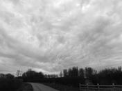 Wednesday Evening Sky