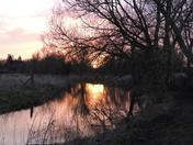 River Wensum Sunset