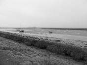 Monochrome Wells Harbour