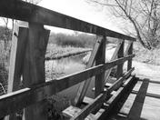 Riverside Walk Bridge