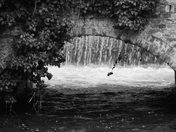 Weir Bridge, Lyng
