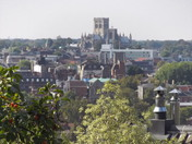 VIEWS FROM GAS HILL, Norwich