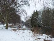 snowy wensum