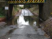 Road Closed Brundall