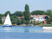 Tranquility in Oulton Broad