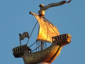 'Golden' Galleon