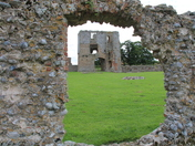 visit to baconsthorpe castle 02.08.12