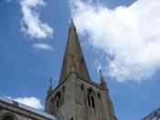 Snettisham Church