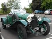 Wonderful old car