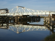 Reedham Swing Bridge