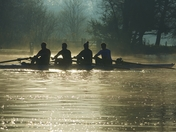 Norwich Rowing Club Resting at Postwick