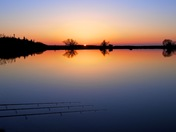 Sunrise sunset shots from highbridgefisheries bridgham reservoir
