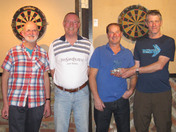Kelling Heath Darts Match for Sport Relief