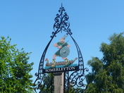 Somerleyton Sign